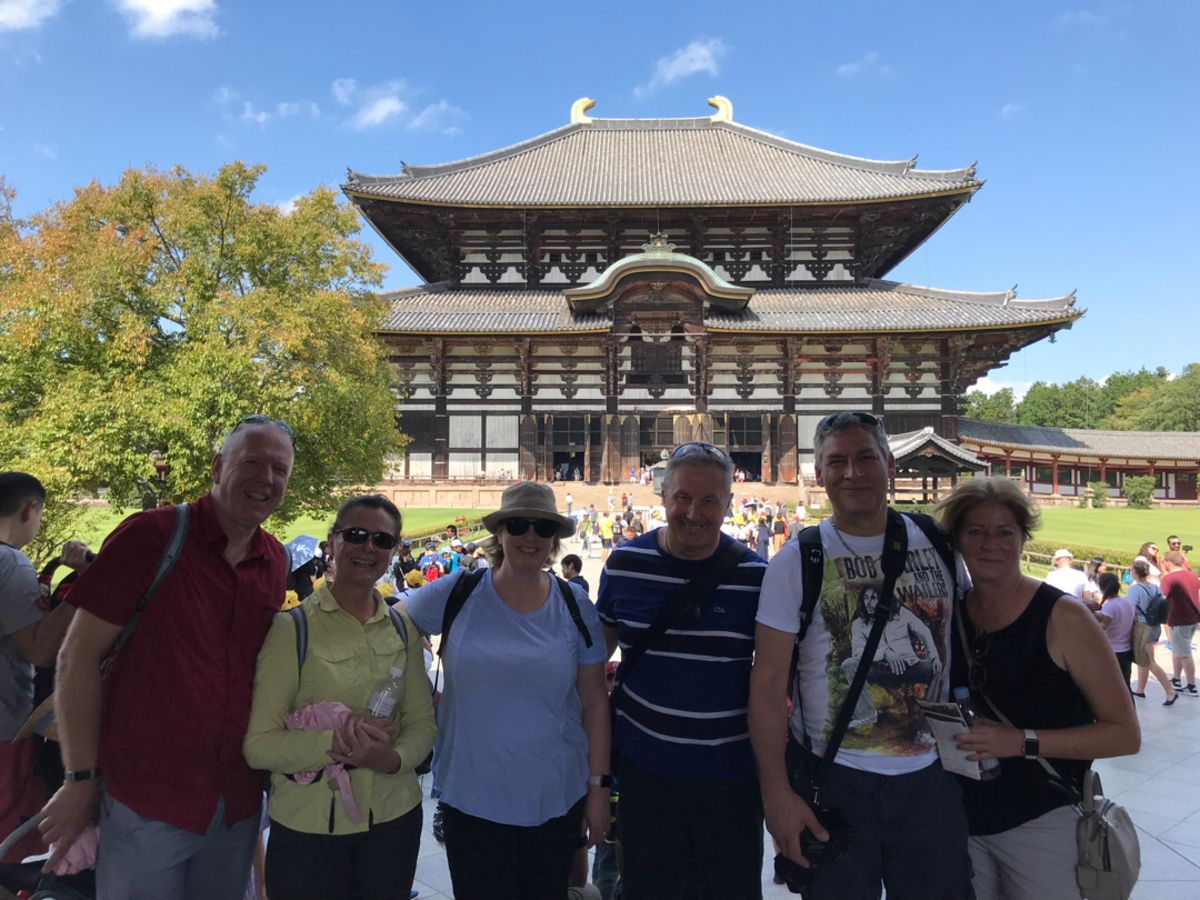 Nara Half Day Trip Walking Tour with a Local Guide