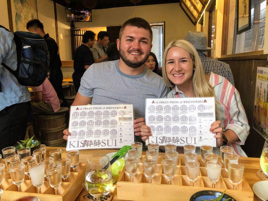 Kyoto Sake Brewery & Tasting Tour in Fushimi: No.1 Sake Tour