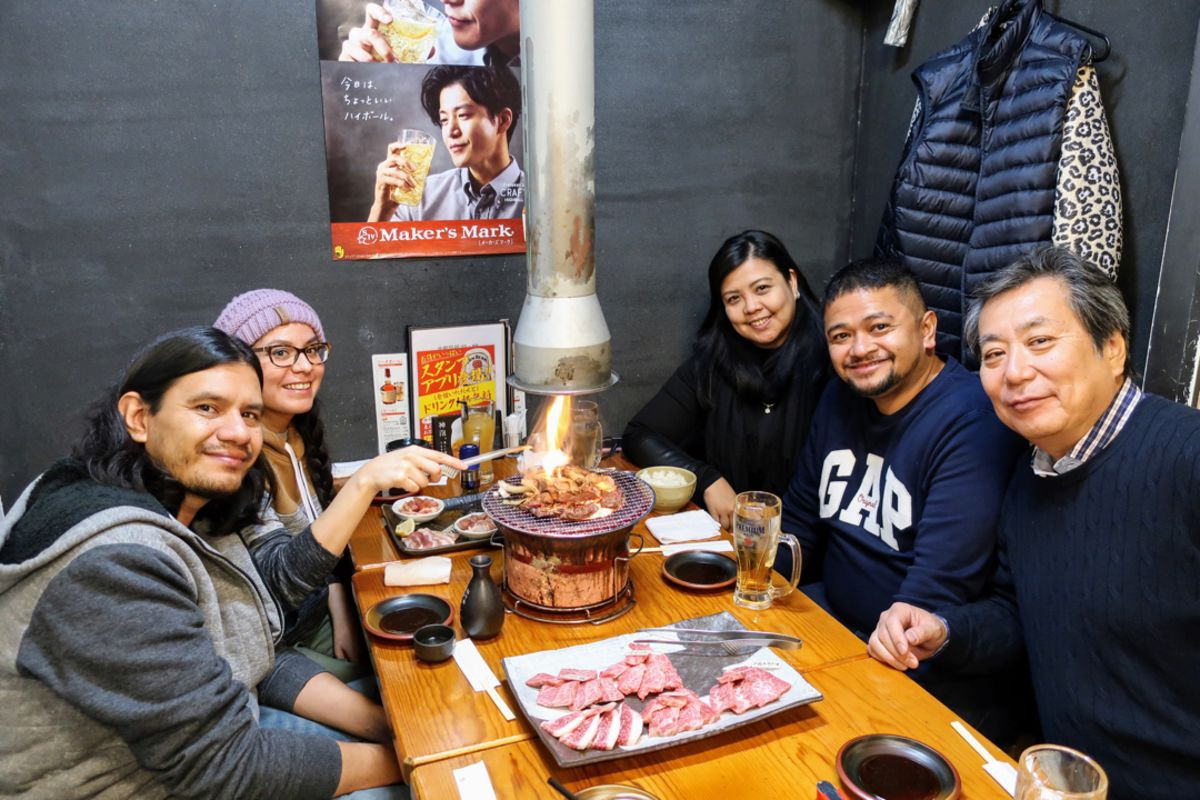 Tokyo Night Foodie Tour in Shinjuku - Tokyo's No.1 Food Tour